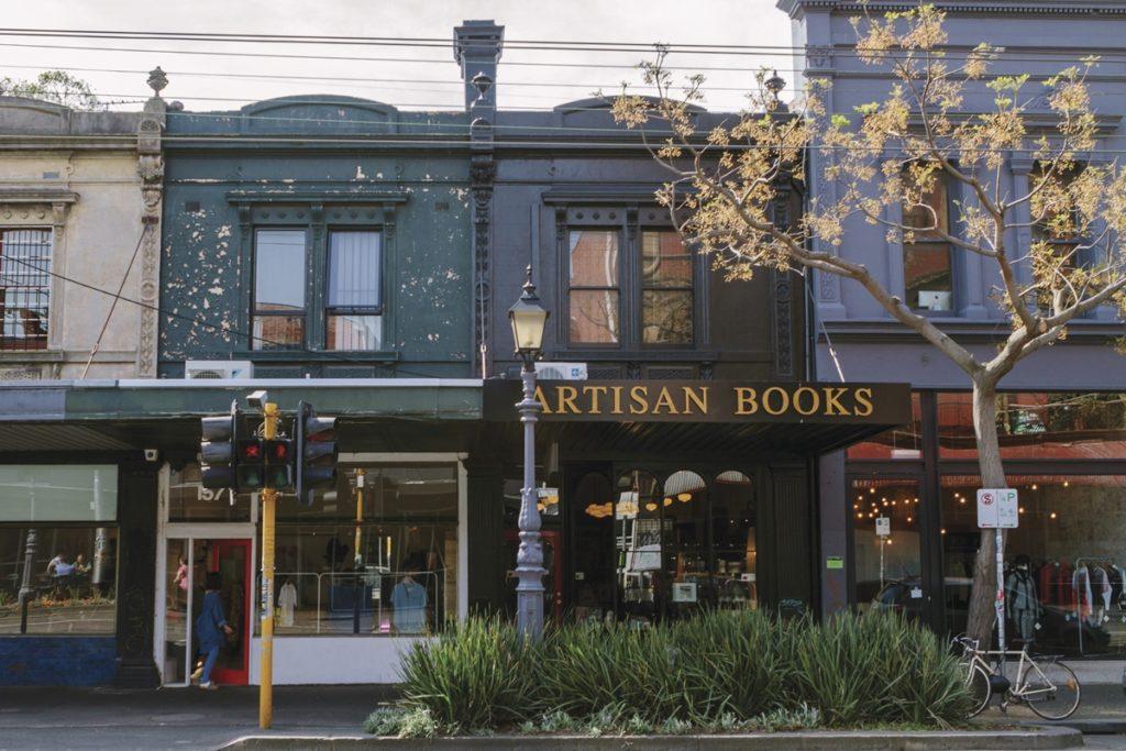 Fitzroy - Gertrude Street - Meilleurs quartiers où vivre à Melbourne