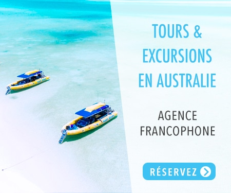 tours excursions australie