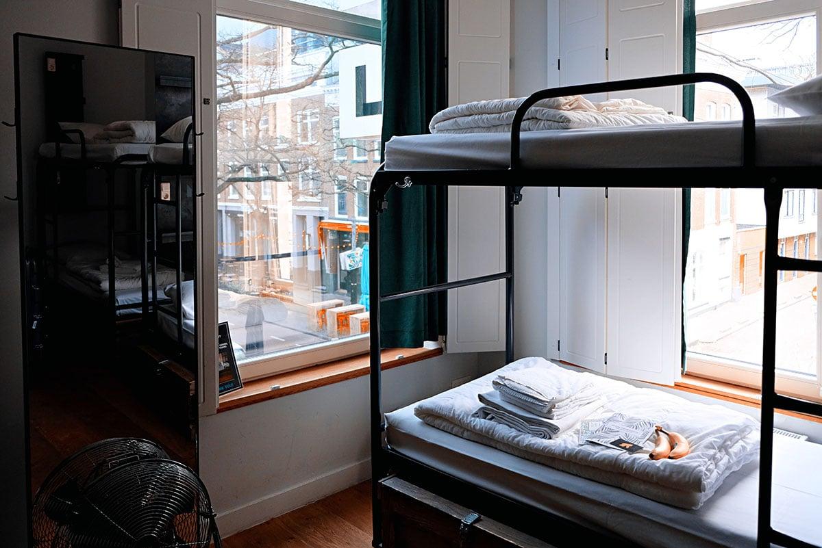 logement premières nuits auberge de jeunesse