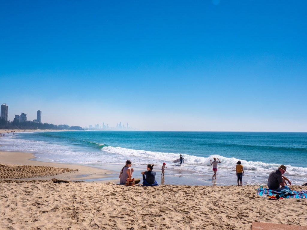 Beach Gold Coast