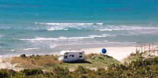 Location de camping car à Auckland - Nouvelle-Zélande