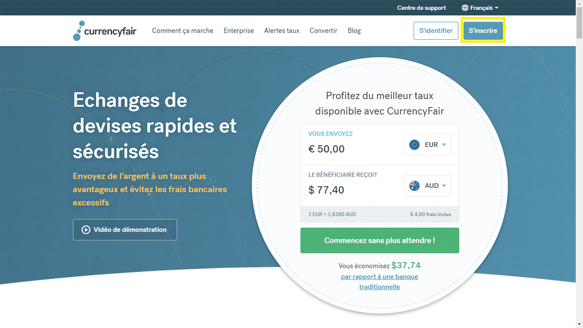 page accueil tuto