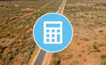 simulateur calculateur budget road trip voyage
