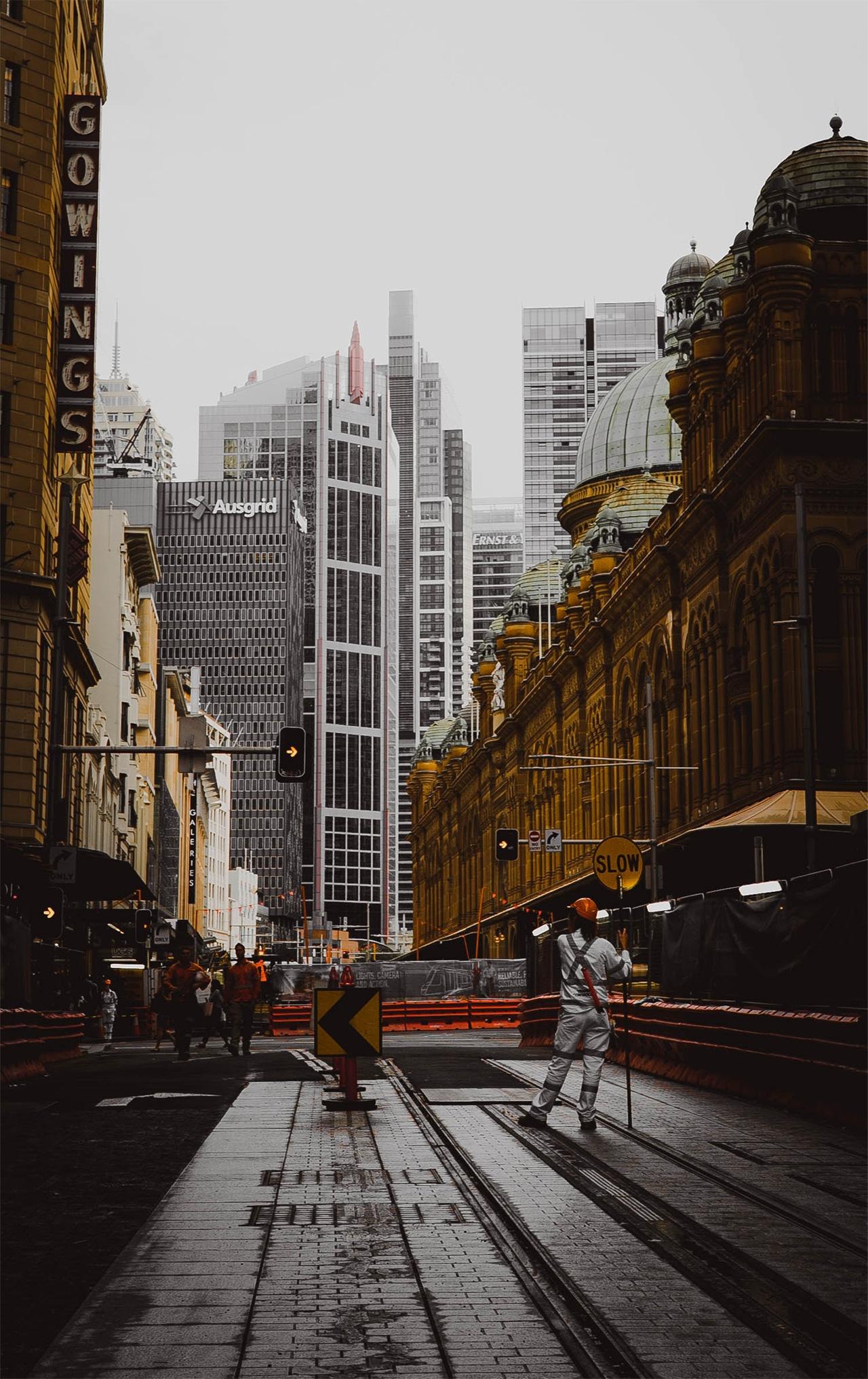 Travailler dans le bâtiment en Australie